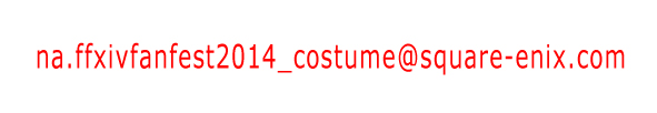 Costume Email